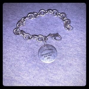 Tiffany and co. Round bracelet